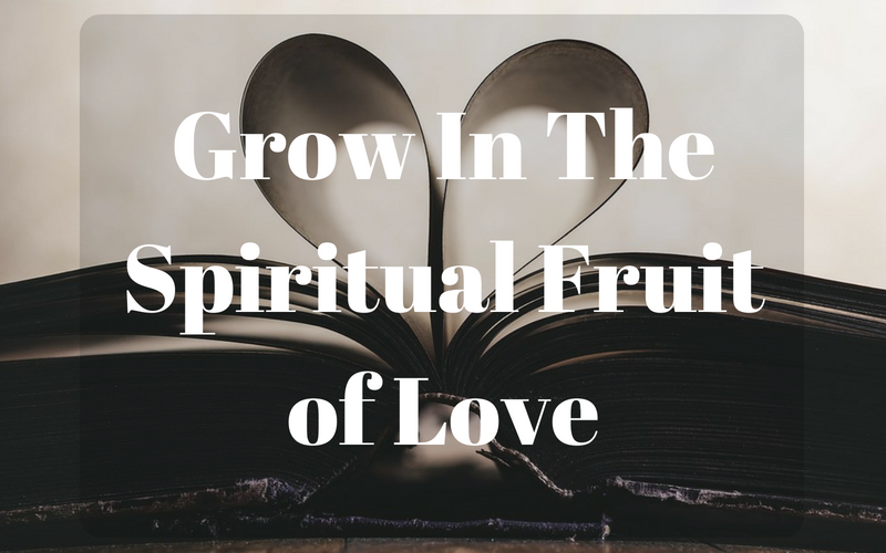 Grow In The Spiritual Fruit Of Love Featured Photo