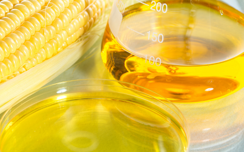 High fructose corn syrup vs corn syrup