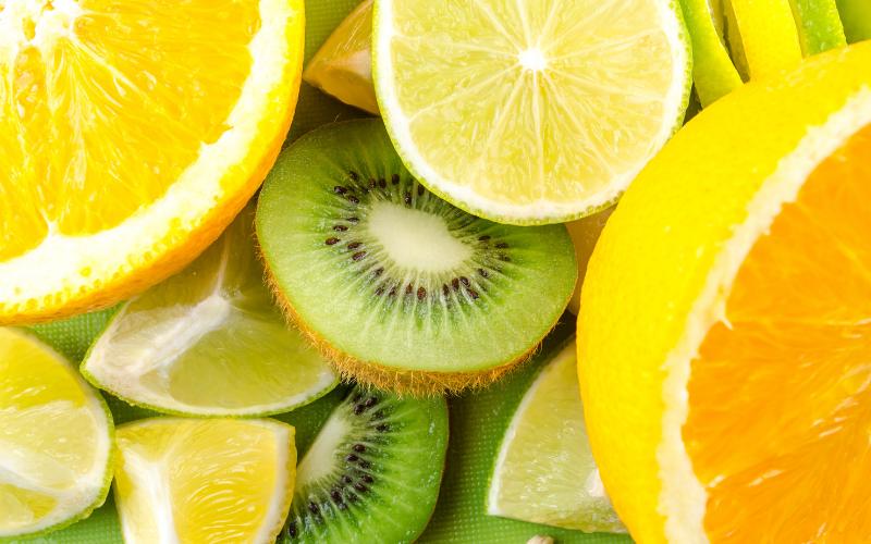 Calcium-rich fruits